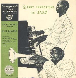 two Part Inventions in Jazz