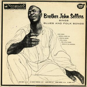 Brother John Sellers 10 inch