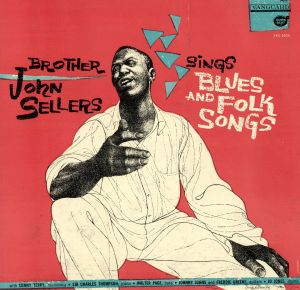 Brother John Sellers 1958 release