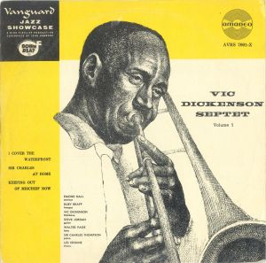 Vic Dickenson Septet Volume 1