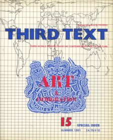 Third Text - History and Identity