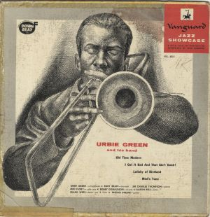 Urbie Green and his Band grey