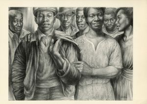 Charles White Let's Walk Together